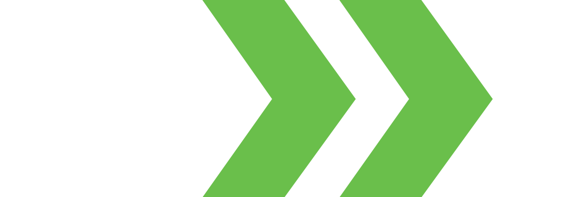 NextATM double arrow overlay green