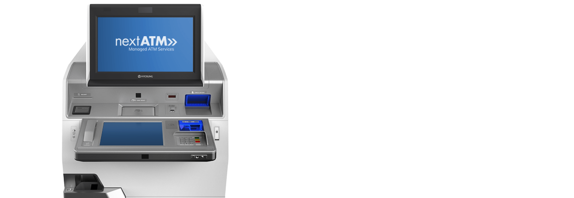 NextATM ATMs, Branch Transformation, and ATM Services
